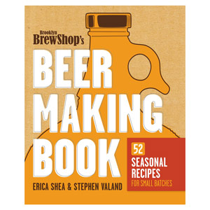 Brooklyn Brewshop's Beer Making Book