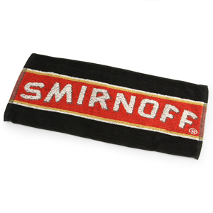 Smirnoff Bar Towel