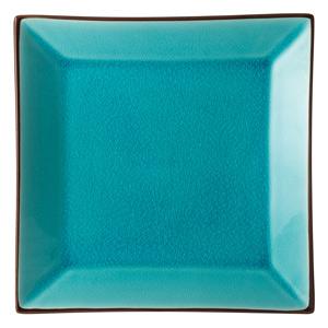 Utopia Soho Square Plate Aqua 10inch / 25cm
