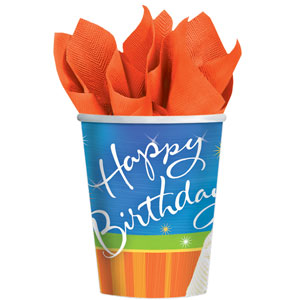 Happy Birthday Party Accessories