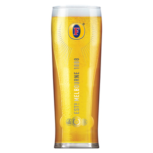 Foster's Pint Glasses CE 20oz / 568ml
