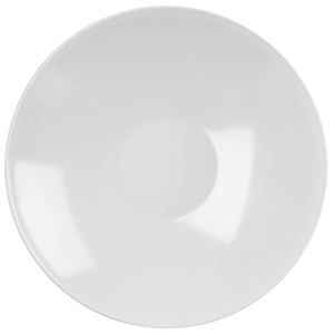 Churchill Alchemy Balance Melamine Buffet Bowl White 14.7inch / 37.5cm