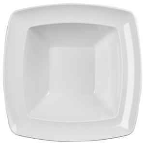 Churchill Alchemy Energy Melamine Buffet Bowl White 13.1inch / 33.5cm