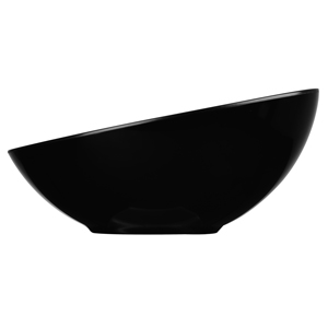 Churchill Alchemy Slanted Buffet Bowl Black 13inch / 33cm