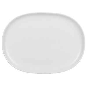 Churchill Alchemy Moonstone Oval Buffet Plate 8.75inch / 22.5cm