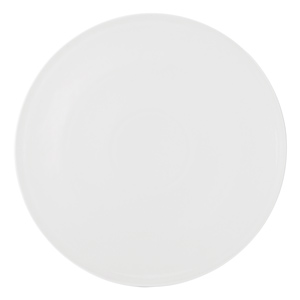 "Utopia Anton Black Plateau Pizza Plates 14"" / 35.5cm"