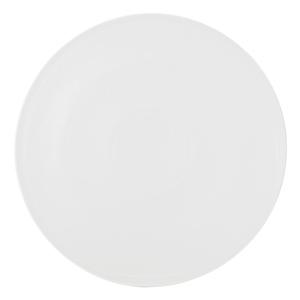 "Utopia Anton Black Plateau Pizza Plates 12"" / 30cm"