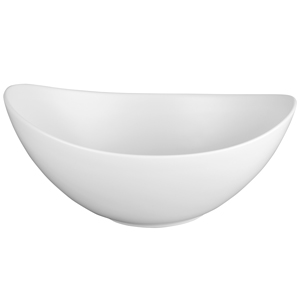 Churchill Alchemy Moonstone Buffet Bowl White 5.6inch / 14.3cm