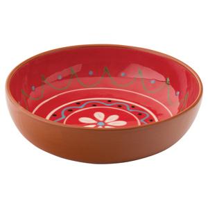 """Utopia Estrella Fiesta Bowl Red 7"""" / 18cm"""