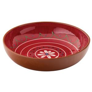Estrella Fiesta Bowl Red 8.5inch / 22cm