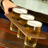 Wooden Beer Flight...