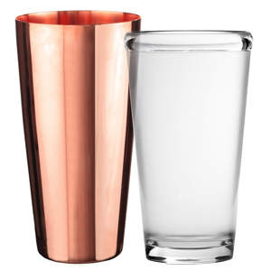 Urban Bar Copper Plated Boston Shaker