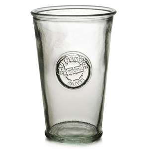 Authentic Recycled Glass Tumblers 10.6oz / 300ml