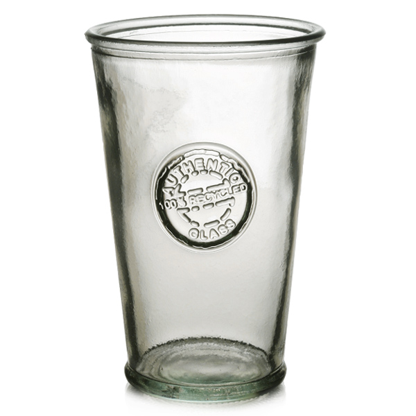 Authentic 100% Recycled Glass Tumblers- drinkstuff