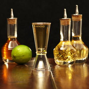 Urban Bar Glass Ginza Jigger Measure