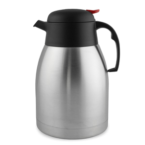 Stainless Steel Vacuum Coffee Pot 1.5L