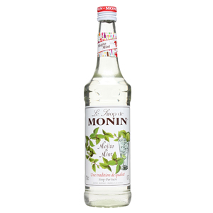 Monin Mojito Mint Syrup 70cl