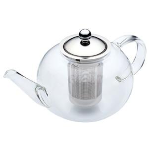 LeXpress Glass Infuser Teapot 1.4ltr (Single)