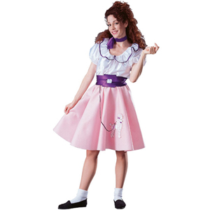 Bobby Soxer Costume