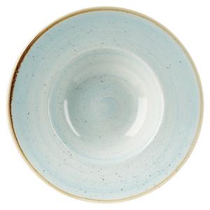 "Churchill Stonecast Duck Egg Wide Rim Bowl 9.5"" / 24cm"
