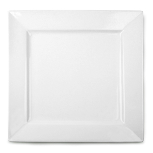 Royal Genware Fine China Square Plates 26cm
