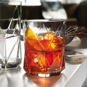 Cassiopea Double Old Fashioned Glasses 14.4oz / 410ml