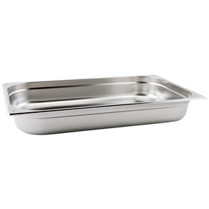 Gastronorm Pan 1/1 Full Size 65mm Deep