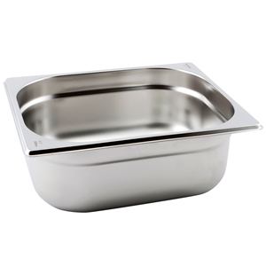 Gastronorm Pan 1/2 Half Size 150mm Deep