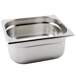 Gastronorm Pan 1/2 Half Size 200mm Deep