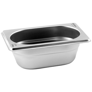 Gastronorm Pan 1/9 One Ninth Size 65mm Deep