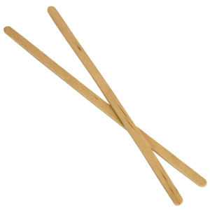Wooden Coffee Stirrers 7inch