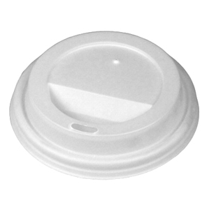 Disposable Coffee Cup Sip Lids To Fit 85mm Paper Cups