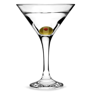 City Martini Cocktail Glasses 6.5oz / 175ml