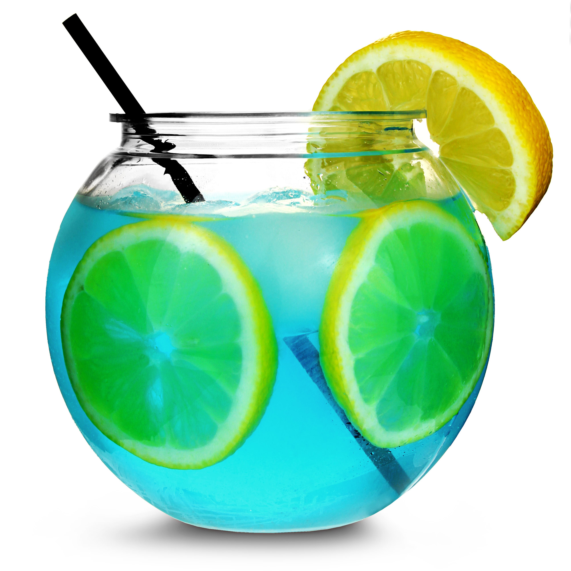 individual mini cocktail fish bowl 20oz 568ml at
