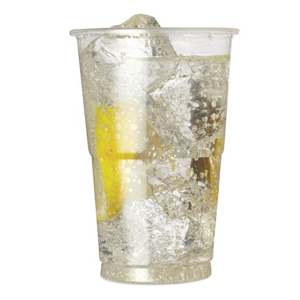 Premium Flexy-Glass Half Pint Tumbler CE 10oz / 285ml