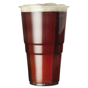 Oversized Flexy-Glass Pint Tumbler 21.5oz LCE at 20oz