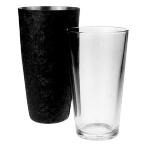 Boston Cocktail Shaker Black Komodo Koat