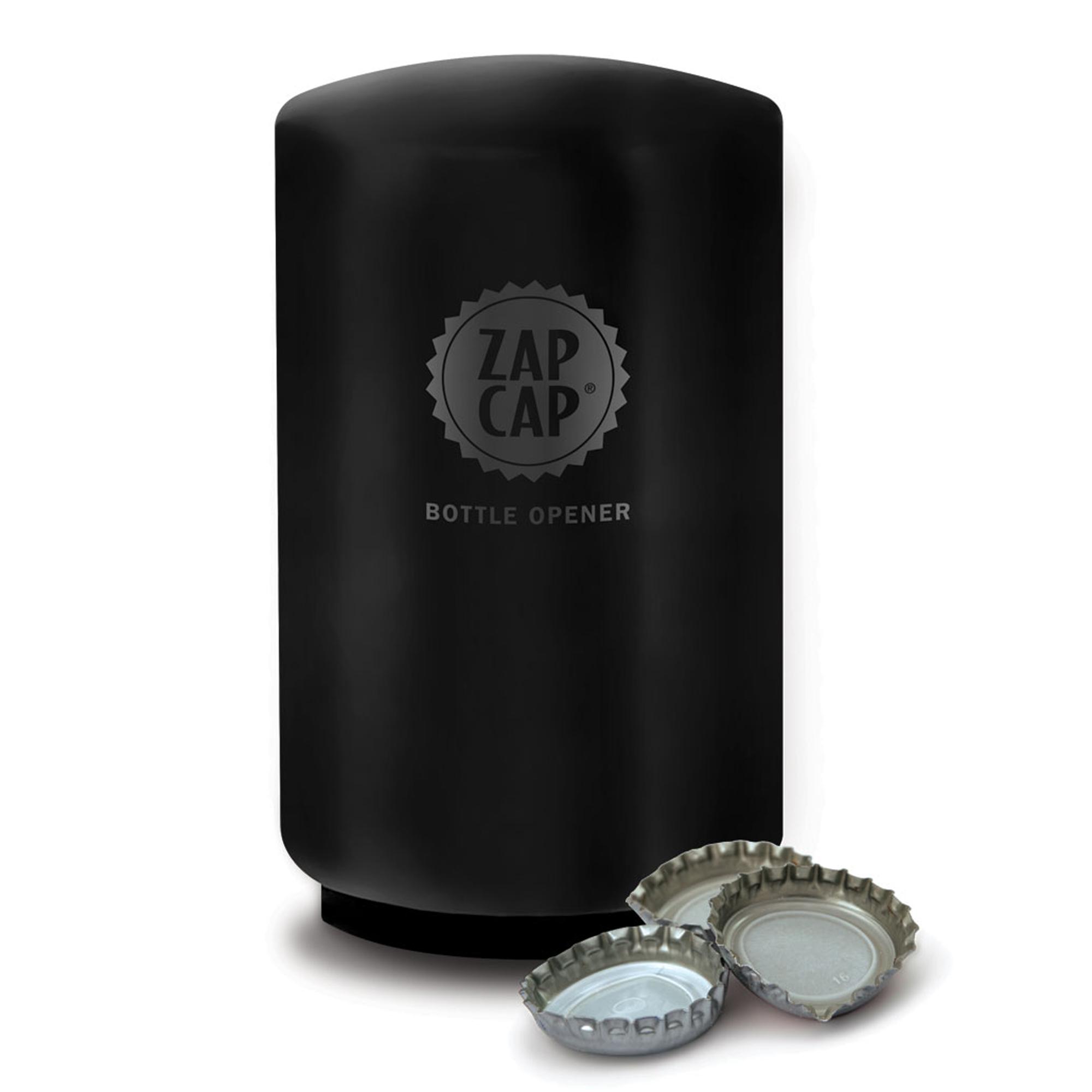 zap cap premium bottle opener drinkstuff. Black Bedroom Furniture Sets. Home Design Ideas