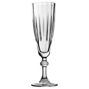Diamond Champagne Flutes 6oz / 170ml