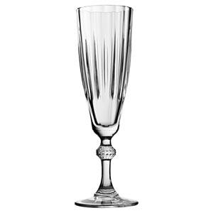 Diamond Champagne Flutes 6oz / 170ml