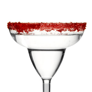 Red Margarita Rimming Salt 16oz / 453g