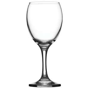 Imperial Red Wine Glasses 9oz LCE at 175ml
