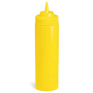 Yellow Squeeze Sauce Bottle 12oz / 355ml