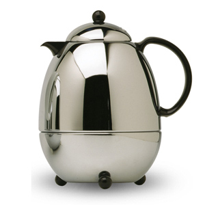 Elia Chrome Plated Egg Vacuum Jug CJE 1ltr