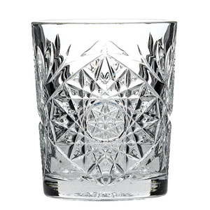 Hobstar Shot Glasses 2oz / 60ml