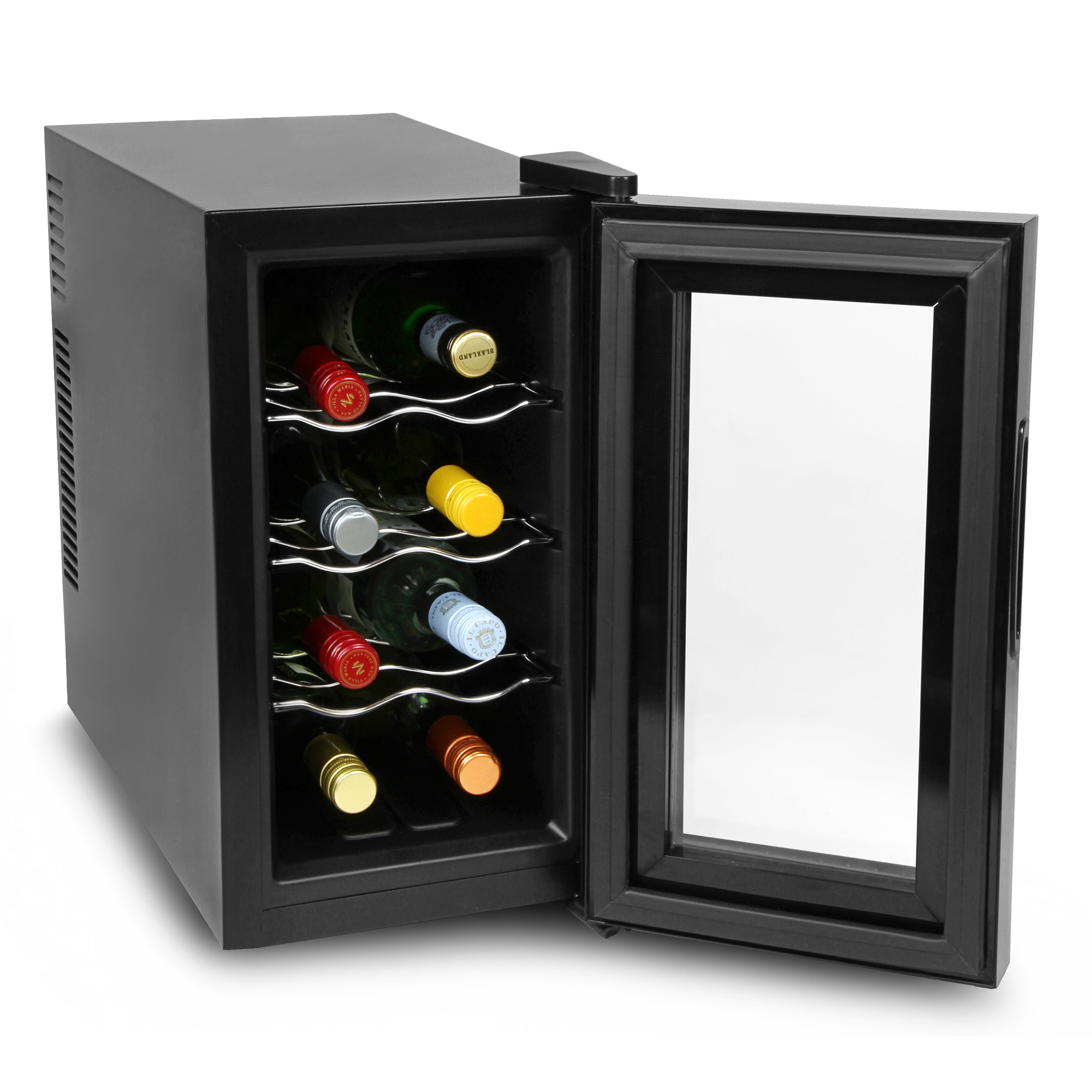 Vinotech 8 Bottle Wine Cellar Bottle Cooler At Drinkstuff