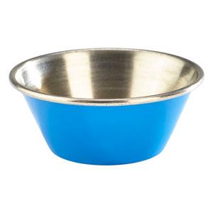 Blue Stainless Steel Ramekin 1.5oz / 43ml