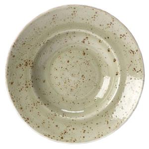 "Steelite Craft Coupe Bowl Green 10.75"" / 27cm"