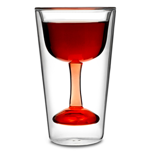 Wine Glass in a Cup 8.75oz / 250ml