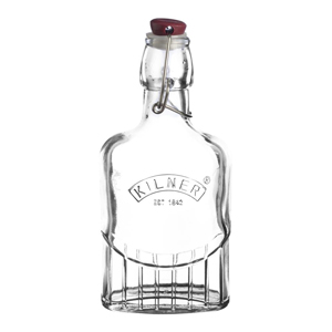 Kilner Sloe Gin Clip Top Bottle 275ml